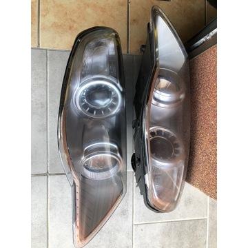 REFLEKTORY LAMPY KPL VW TOUAREG 7L6 7L7 7LA HELLA