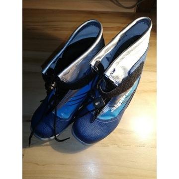 Buty biegówki dziecięce rozmiar 35