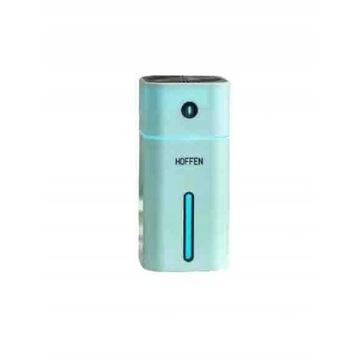 NAWILŻACZ POWIETRZA HOFFEN USB LED RGB AROMA MIĘTA