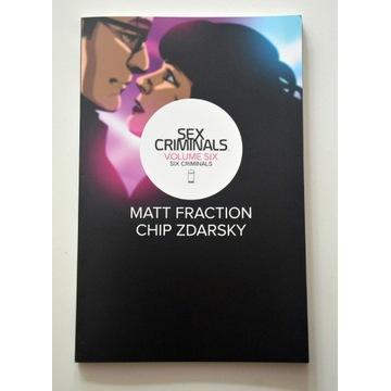 Sex Criminals Volume 6: Six Criminals Matt Fractio