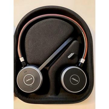 Sluchawki bezprzewodowe Jabra Evolve 65 Duo MS