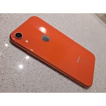 Iphone XR roczny w bardzo dobrym stanie 128 GB