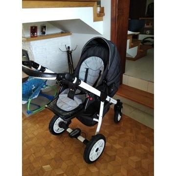 Wózek Adamex Pajero 3w1 jak NOWY