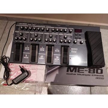 Boss ME 80 multiefekt gitarowy,procesor stan ideał