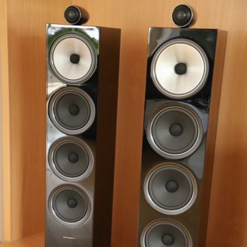 Bowers and Wilkins 702 S2