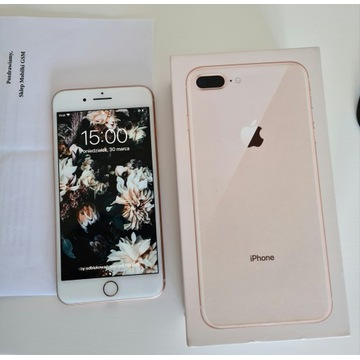 Apple Iphone 8 Plus 64gb  Pink Gold