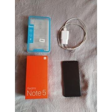 Smartfon Xiaomi Redmi Note 5 4/64 GB czarny