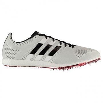 Adidas Avanti Mens Track kolce , bieg 43,3! Nowe!