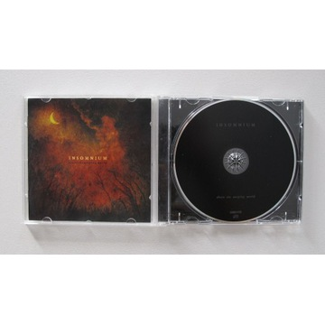 INSOMNIUM - Above The Weeping World CD