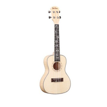 Koncertowe, klonowe ukulele 3w1Heartland, Muzikkon