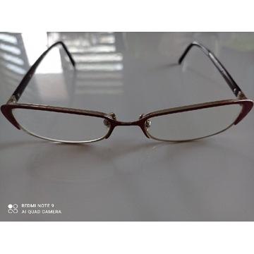 Okulary korekcyjne PRADA szkła +2 gratis