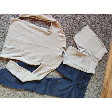 Zestaw ubrań męskich Zara MEN r.M 38
