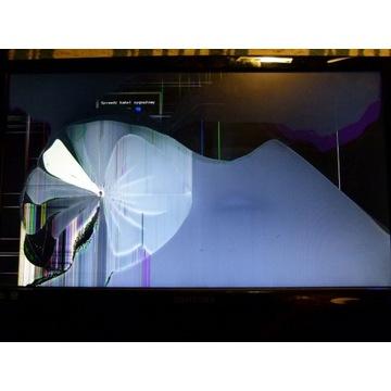 Monitor Samsung S22A300N rozbita matryca działa po