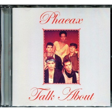 PHAEAX,  Talk About (The Singles Collection)