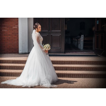 Suknia Ślubna Rafineza
