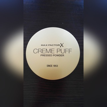 Max Factor Creme Puff puder nr 53 Tempting Touch