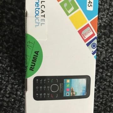telefon ALCATEL onetouch 2045x - czarny