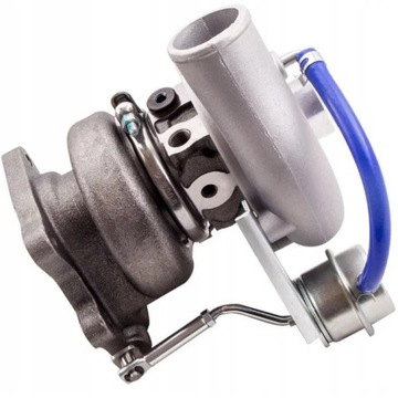 Turbosprężarka Subaru WRX STI TD05-20G EJ257 EJ207