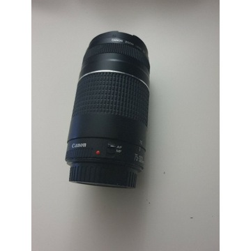 Obiektyw Canon 75-300 mm f/4.0-f/5.6