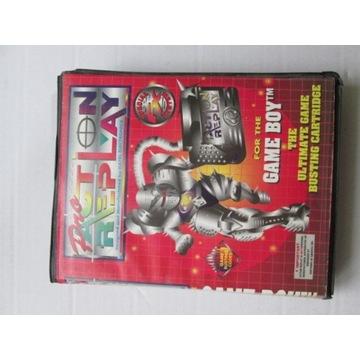 GAME BOY Pro ACTON REPLAY komplet BOX