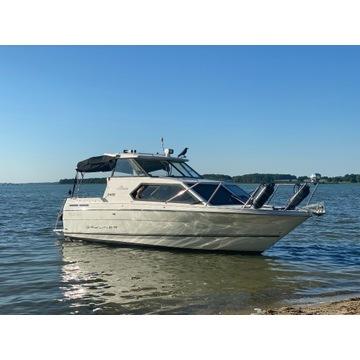 Bayliner 2452 Classic Cruiser. Mercruiser 5.0, V8