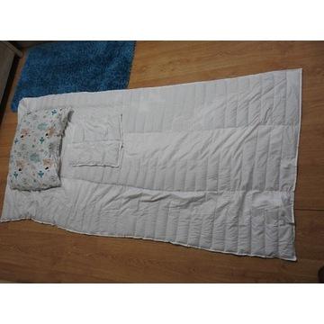 Materac gorczycowy 200x90cm + 2 poduszki