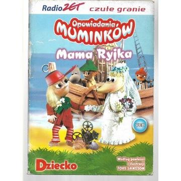 Opowiadania Muminków Muminki Mama Ryjka 2 x VCD