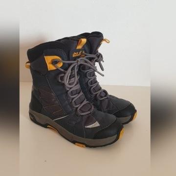 Buty zimowe dzieciece,śniegowce rozmiar 33