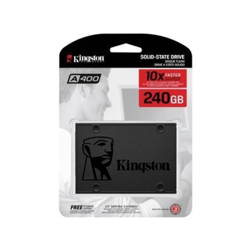 Dysk SSD Kingston 240GB SA400s37/240g