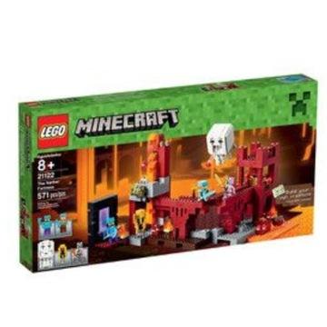 LEGO 21122 Minecraft - Forteca Netheru