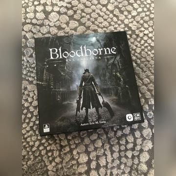 Bloodborne gra planszowa towarzyska nowa