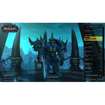 Konto Wow Word of Warcraft Duzo mountów!