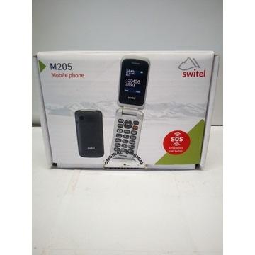 Telefon komórkowy SWITEL M205
