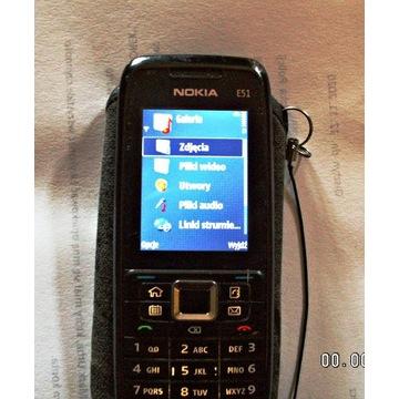 Telefon komórkowy NOKIA E-51