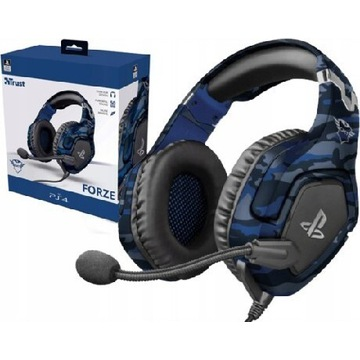 Słuchawki przewodowe Trust GXT Forze PS4