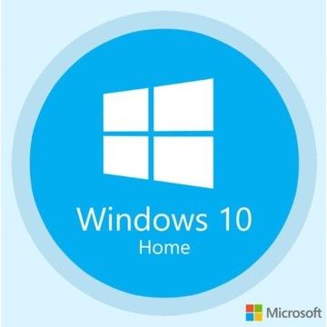 Microsoft Windows 10 home 32/64bit KLUCZ PL