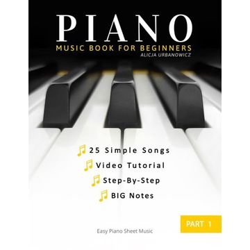 Piano Book for Beginners - Szkoła na fortepian PDF