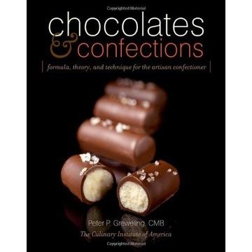 Książka Chocolates and Confections