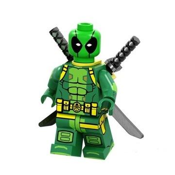 Figurka Deadpool Hydra lego