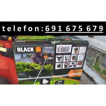 Nowa kosa spalinowa wykaszarka Black 53060 5,8KM