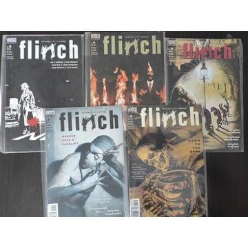 Komiksy seria FLINTCH (5 zeszytów) DC VERTIGO