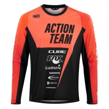 Koszulka Cube EDGE Round-Neck X Actionteam roz L