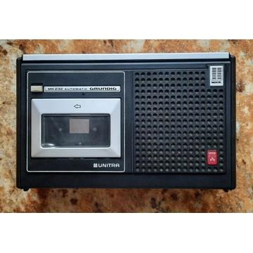 Magnetofon Unitra MK-232 Automatic stan idealny !