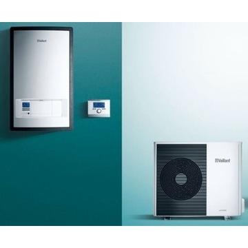 Pompa ciepła Vaillant 6,7 kW SPLIT Możliwy montaż