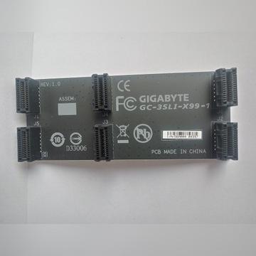 GIGABYTE GS-3SLI-X99-1