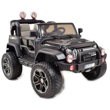 Dwuosobowy Jeep na akumulator PERFECT 002B 4x4!