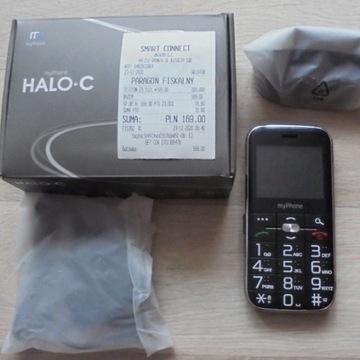 telefon dla seniora HaloC-myPhone
