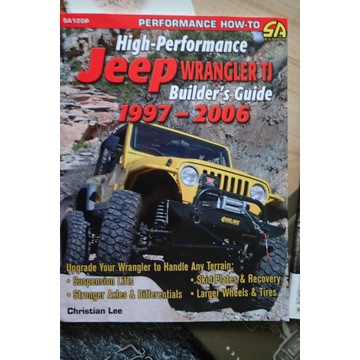 Jeep Wrangler High Performance  tuning + katalogi