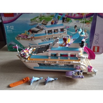Lego 41015 Friends Jacht Statek Łódź OKAZJA
