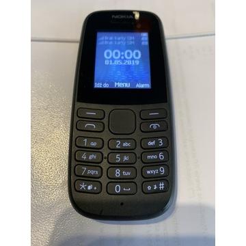 Nokia 105 z ładowarką